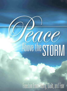 steps to Christ peace above the storm