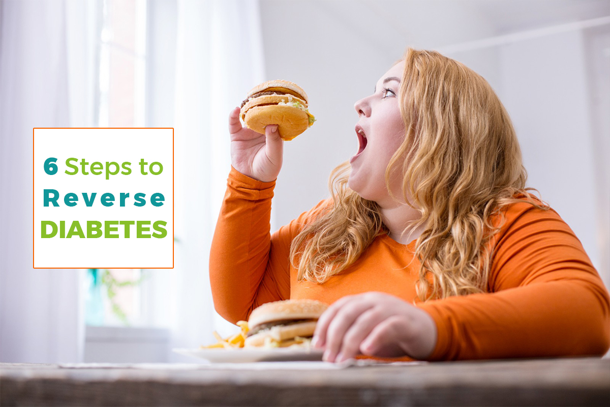 Eden Lifestyle Ministry | 6 Ways To Reverse Diabetes