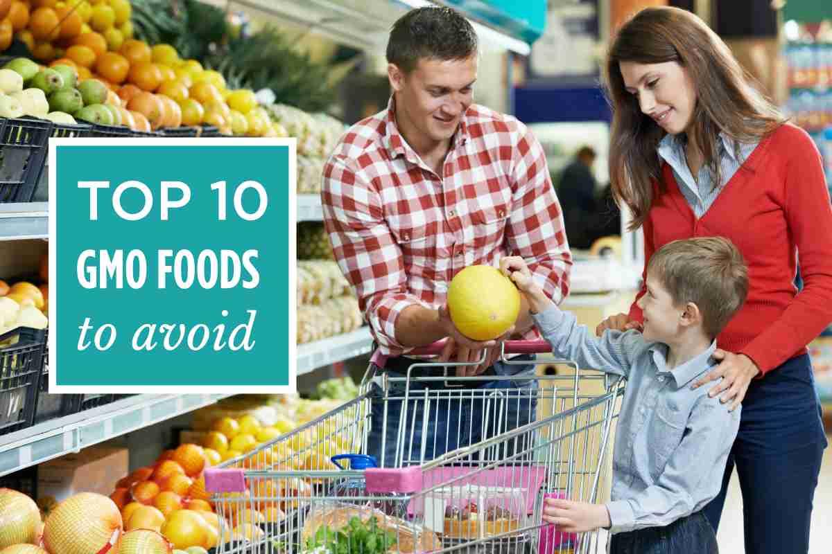 Eden Lifestyle | Top 10 GMO Foods to Avoid